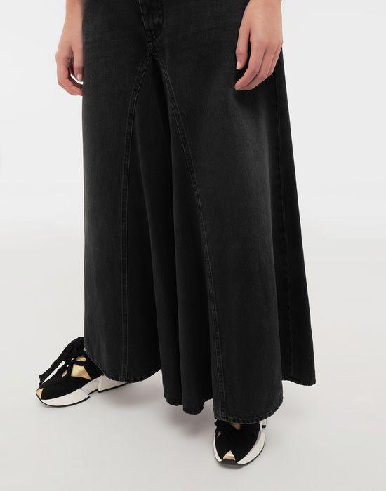 MM6 MAISON MARGIELA Flared denim pants Jeans [*** pickupInStoreShipping_info ***] a
