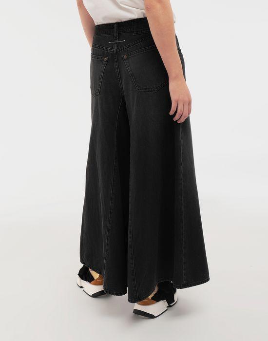 MM6 MAISON MARGIELA Flared denim pants Jeans [*** pickupInStoreShipping_info ***] e