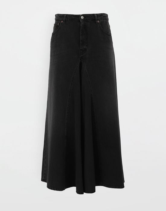 MM6 MAISON MARGIELA Flared denim pants Jeans [*** pickupInStoreShipping_info ***] f