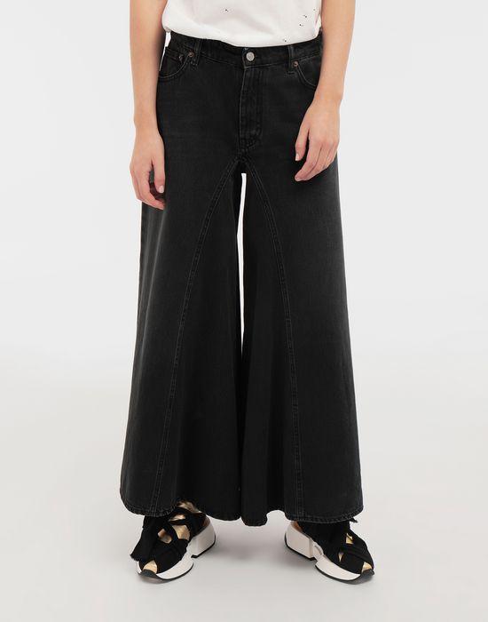MM6 MAISON MARGIELA Flared denim pants Jeans [*** pickupInStoreShipping_info ***] r
