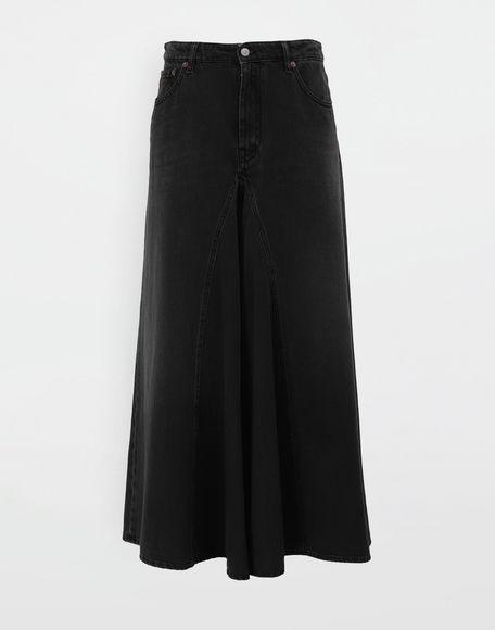 MM6 MAISON MARGIELA Flared denim pants Jeans Woman f