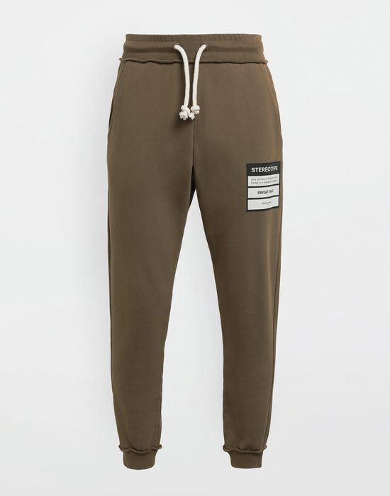 MAISON MARGIELA Stereotype jogging pants Casual pants [*** pickupInStoreShippingNotGuaranteed_info ***] f