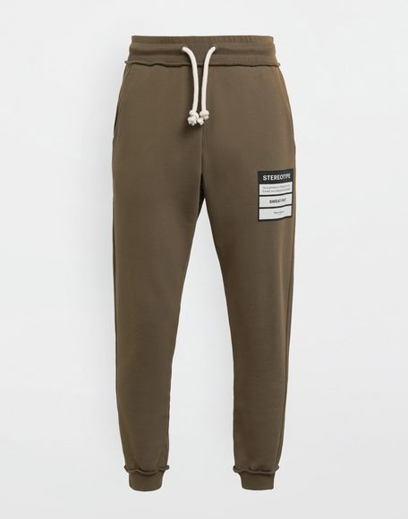 MAISON MARGIELA Stereotype jogging pants Casual pants Man f