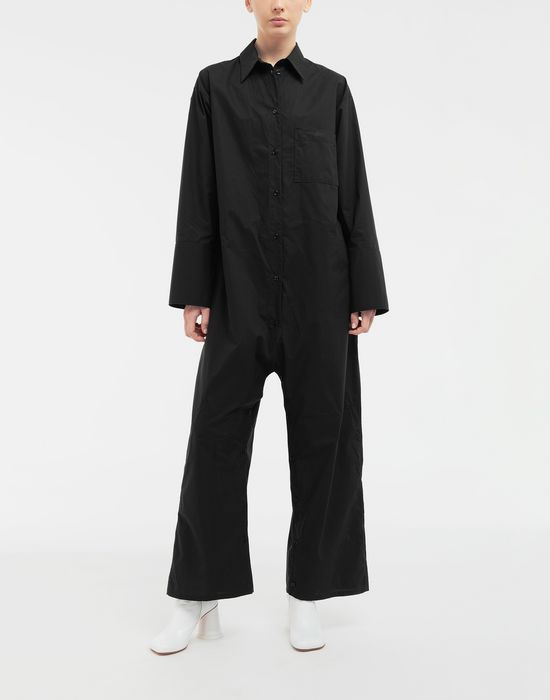 MM6 MAISON MARGIELA Parachute poplin jumpsuit Jumpsuit [*** pickupInStoreShipping_info ***] r