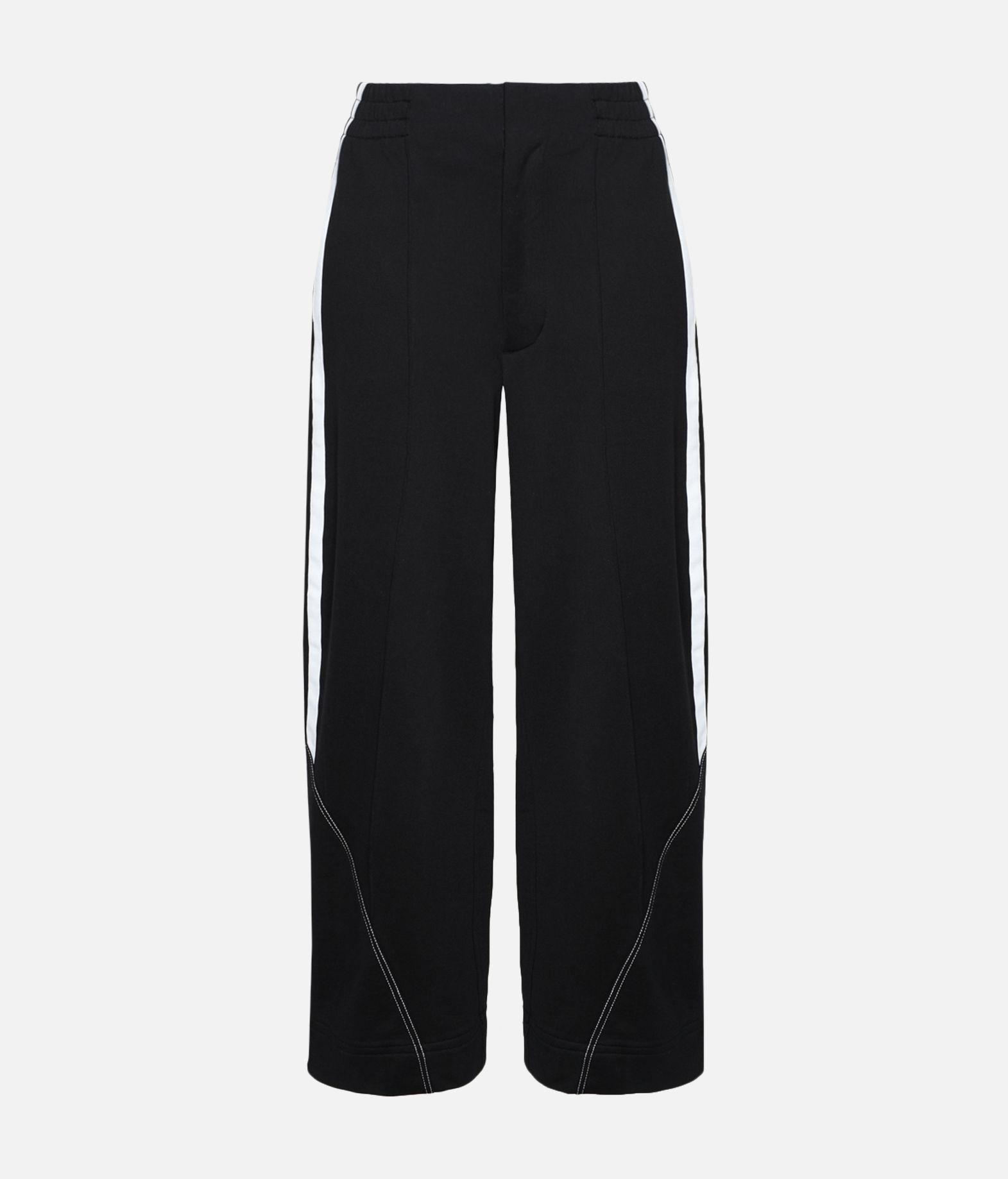 Y-3 Y-3 Wide 3/4 Pants Pantalone felpa Donna f