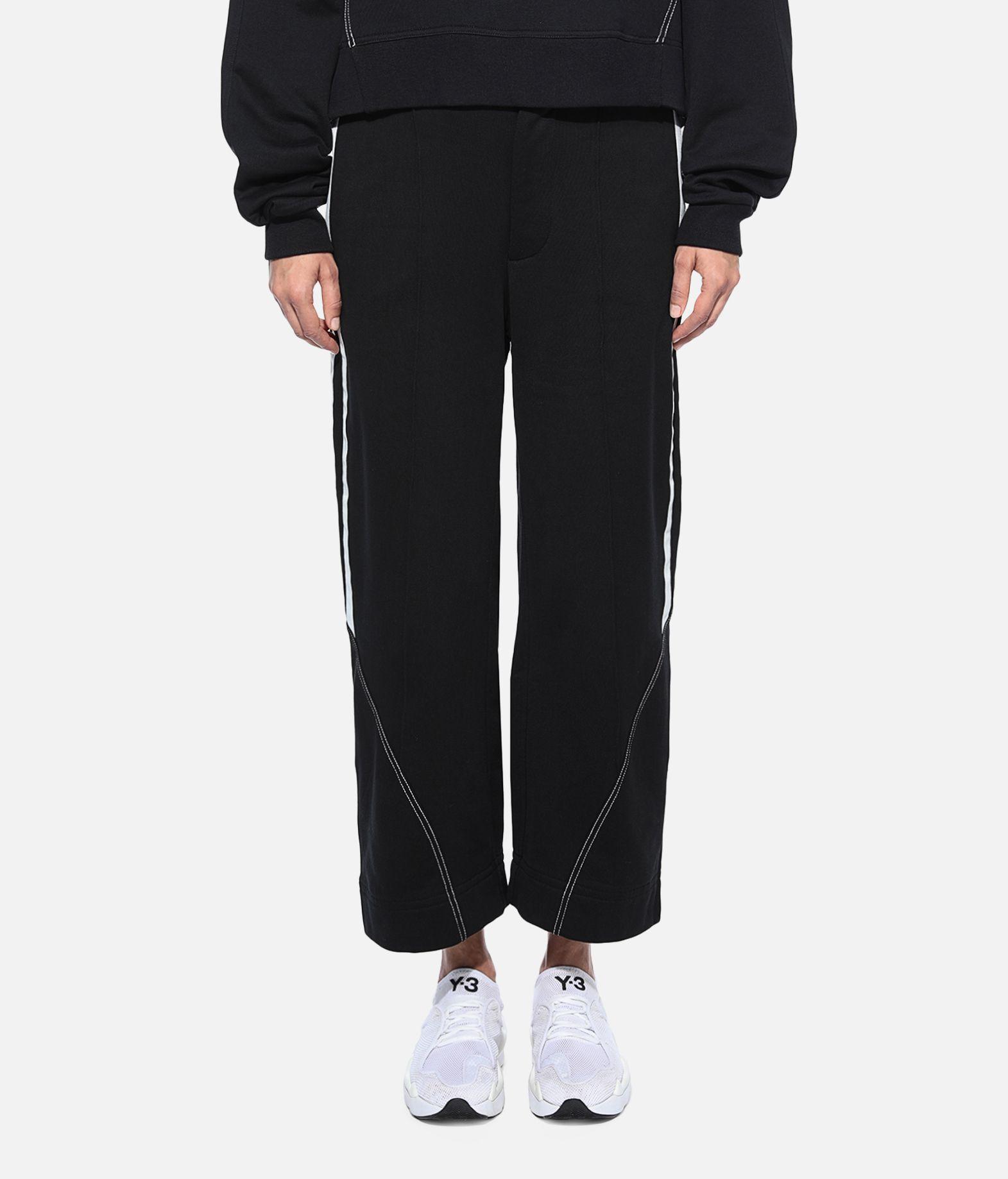 Y-3 Y-3 Wide 3/4 Pants Pantalone felpa Donna r