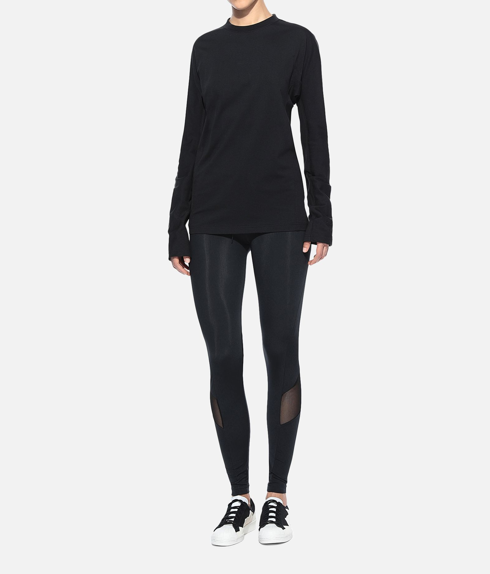 Y-3 Y-3 New Classic Tights Leggings Woman a