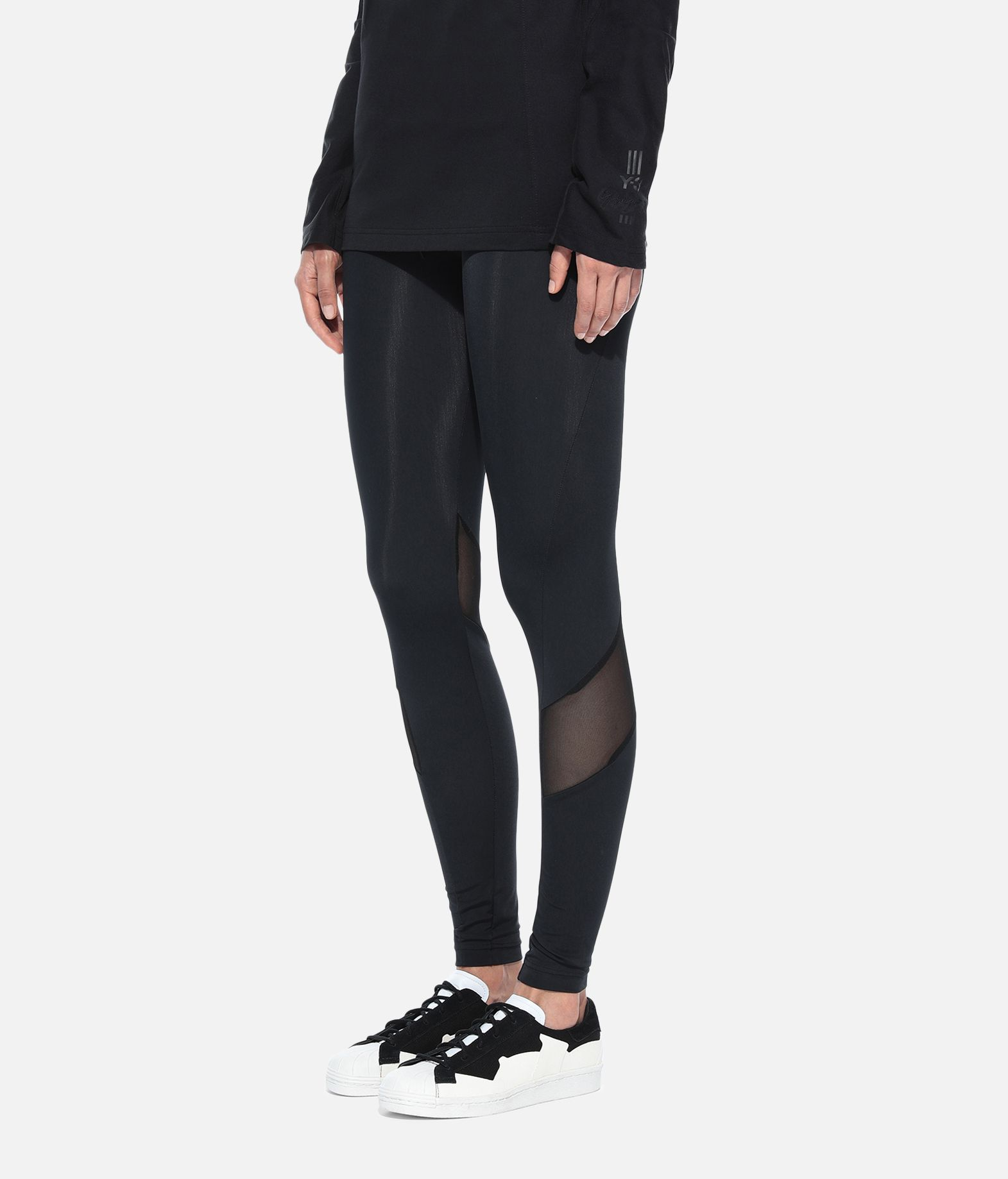 Y-3 Y-3 New Classic Tights Leggings Donna e