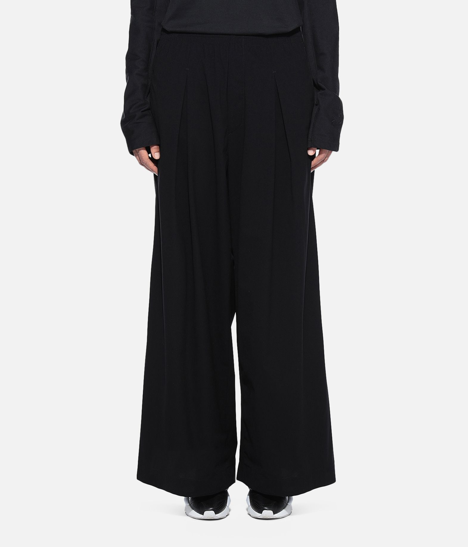 Y-3 Y-3 Light Wide Pants Casual pants Woman d