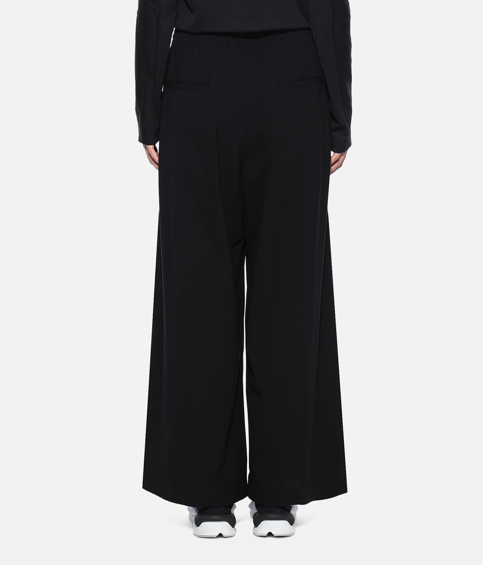 Y-3 Y-3 Light Wide Pants Casual trouser Woman r
