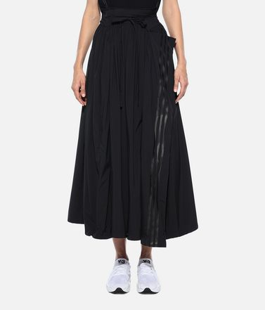 Y-3 Casual trouser Woman Y-3 Light Parachute Skort r