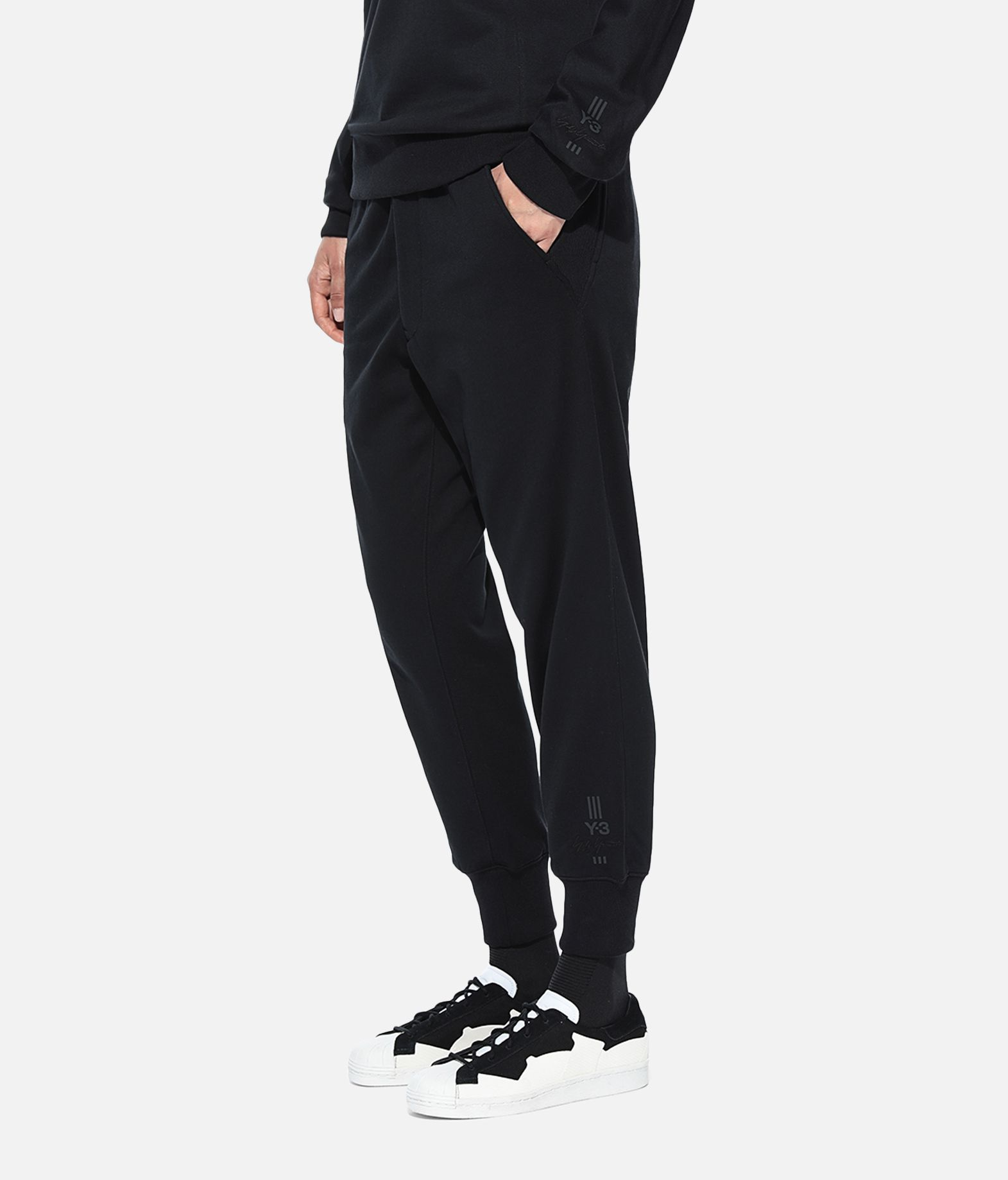 Y-3 Y-3 Classic Cuffed Pants Sweatpants Woman e