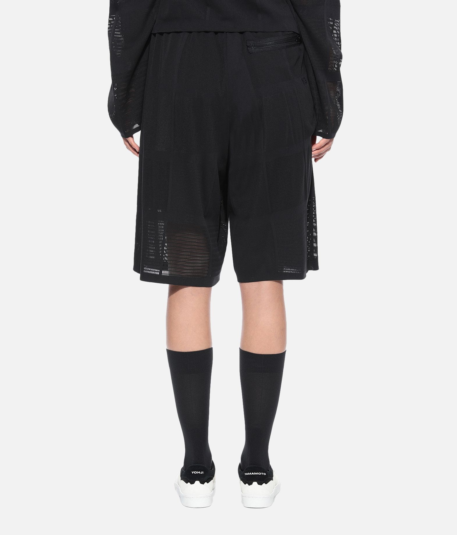 Y-3 Y-3 Patchwork Shorts Bermuda Woman d