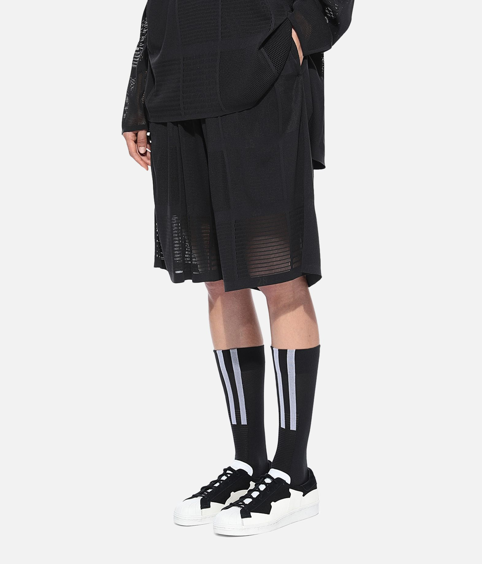 Y-3 Y-3 Patchwork Shorts Bermuda Woman e