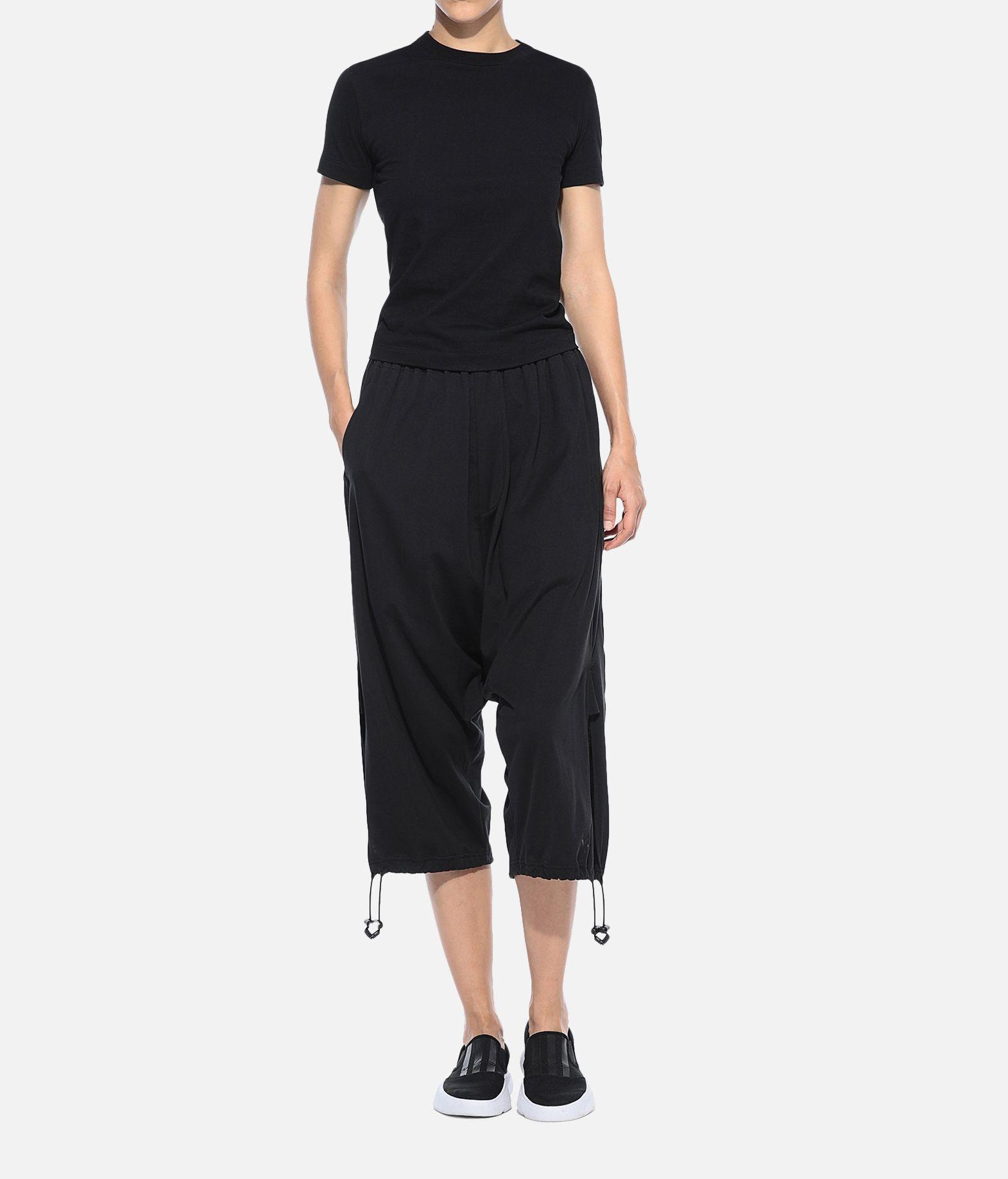 Y-3 Y-3 Drawstring 3/4 Pants  クロップドパンツ レディース a