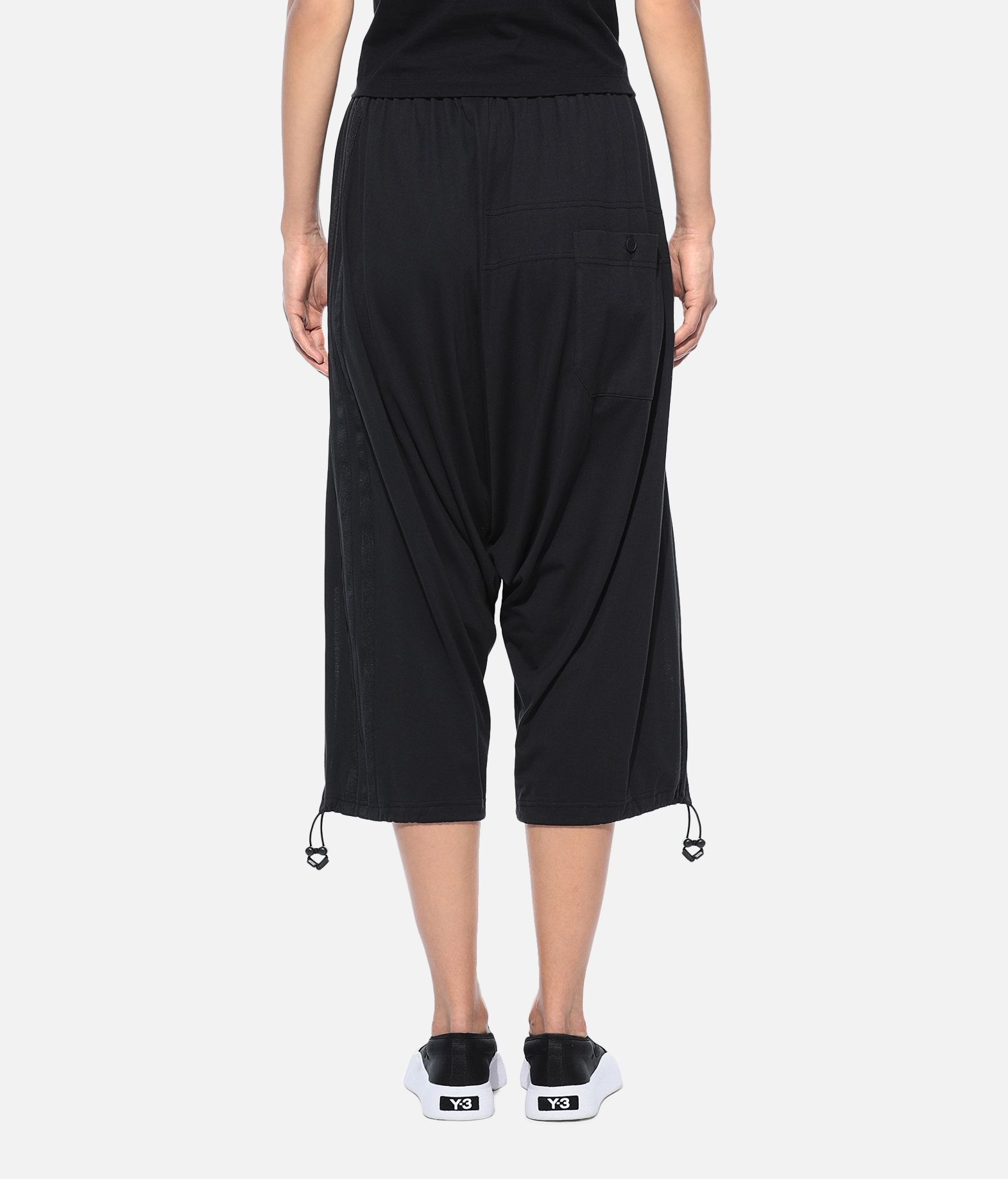 Y-3 Y-3 Drawstring 3/4 Pants  Cropped pant Woman d
