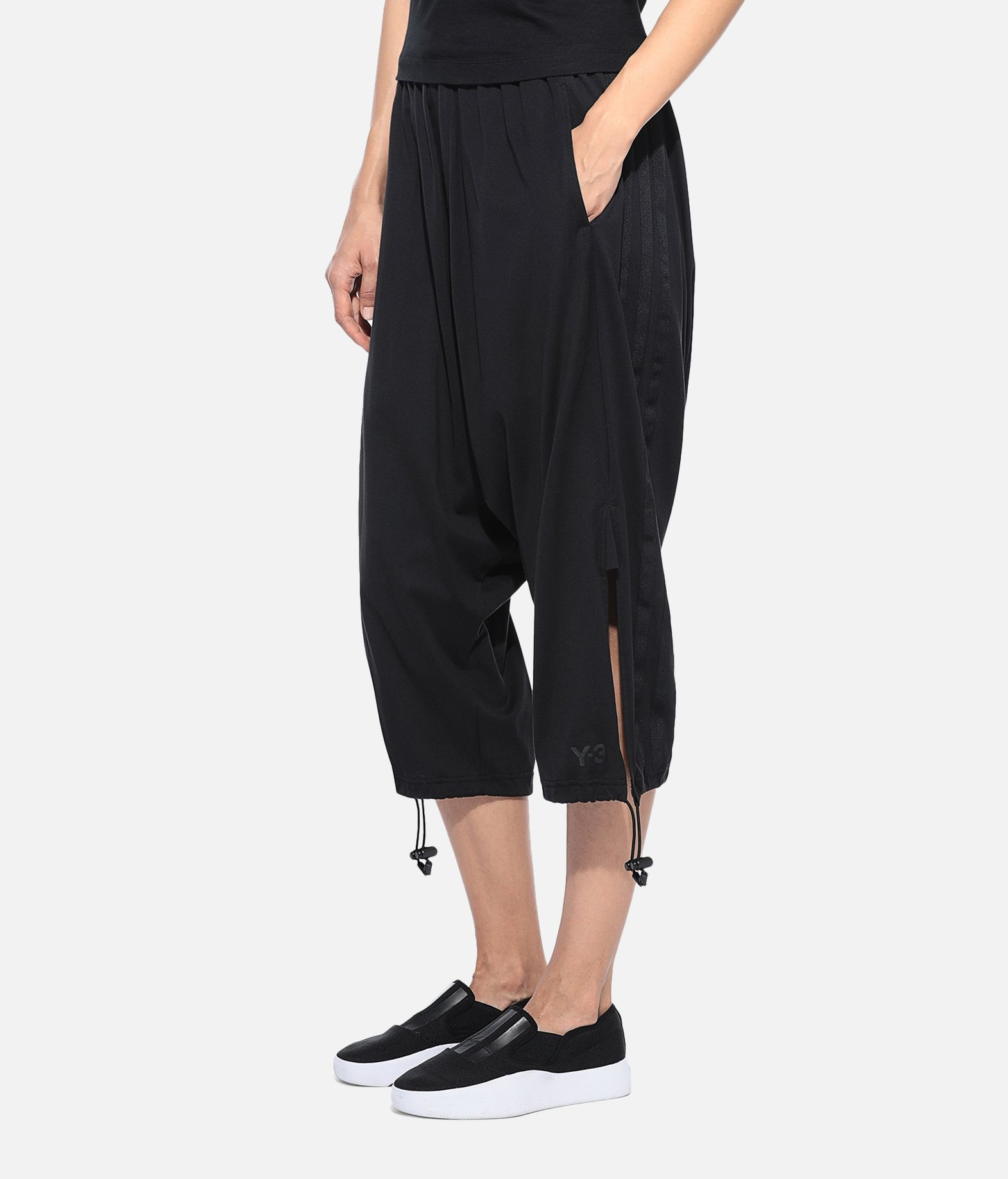 Y-3 Y-3 Drawstring 3/4 Pants  Cropped pant Woman e