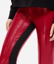 KARL LAGERFELD K/Tokyo Faux Patent Leather Leggings 9_f