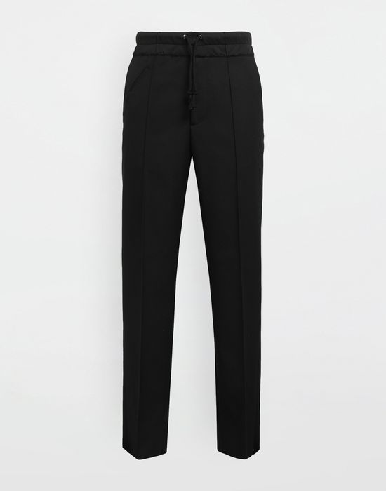 MAISON MARGIELA Spliced waistband pants Trousers [*** pickupInStoreShippingNotGuaranteed_info ***] f