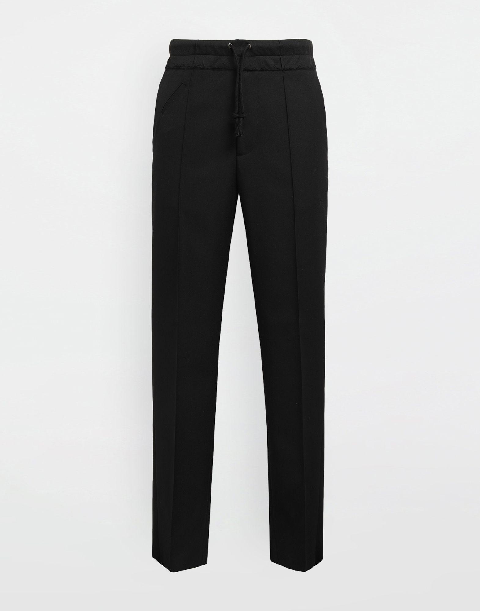MAISON MARGIELA Spliced waistband pants Casual pants Man f