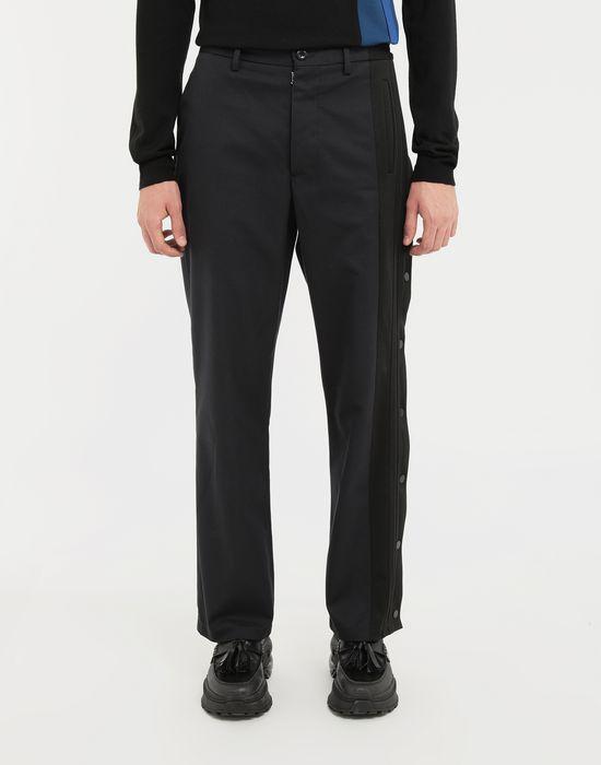 MAISON MARGIELA Spliced gabardine pants Trousers [*** pickupInStoreShippingNotGuaranteed_info ***] r