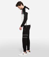 KARL LAGERFELD K/Tokyo Reflective Stripe Track Pants 9_f