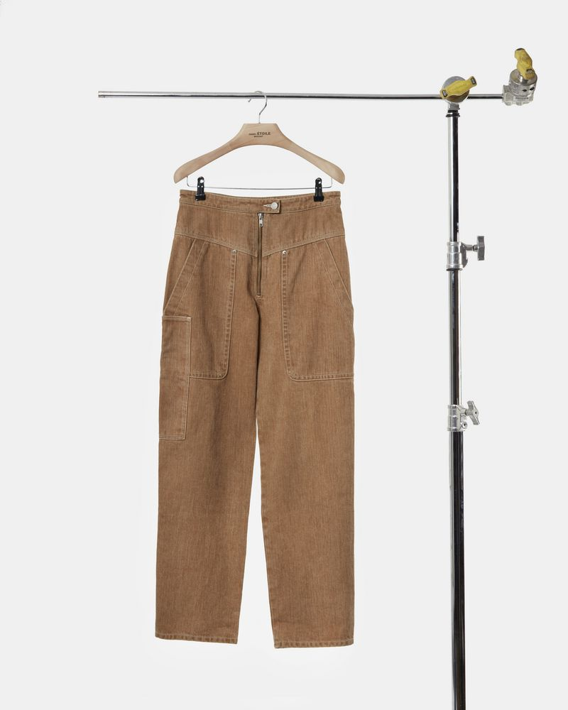 IUKE trousers ISABEL MARANT ÉTOILE