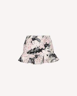 REDValentino Shorts Woman RR3RFA750VM 0NO a