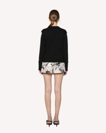 REDValentino RR3RFA25KIA R13 Shorts Woman r