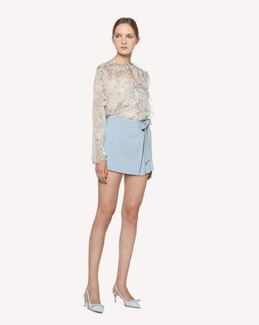 REDValentino RR3RFA002EU 198 Shorts Woman d
