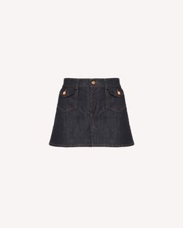 REDValentino Shorts di Denim