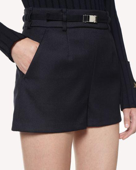 REDValentino Shorts Woman RR3RFA701Y1 B01 a