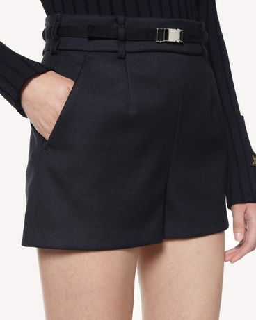 REDValentino RR3RFA701Y1 B01 Shorts Woman a