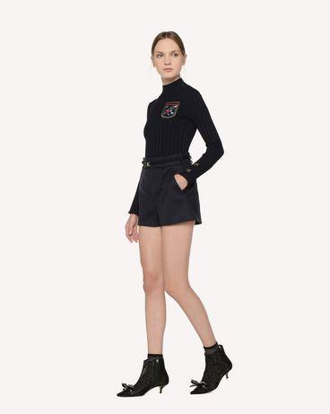 REDValentino RR3RFA701Y1 B01 Shorts Woman e