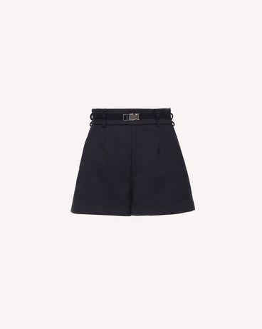 REDValentino RR3RFA701Y1 B01 Shorts Woman f
