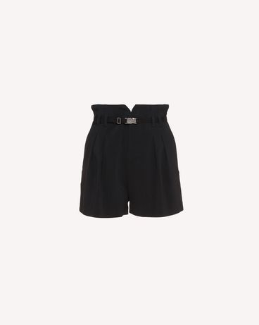 REDValentino RR3RFA652EU 0NO Shorts Woman a