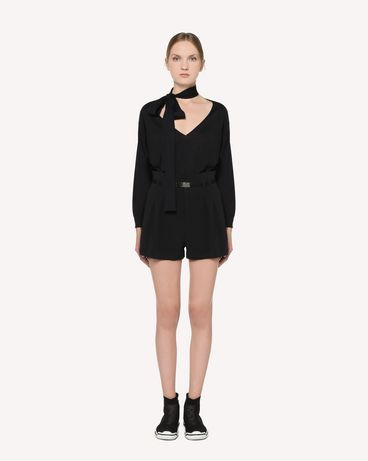 REDValentino RR3RFA652EU 0NO Shorts Woman f