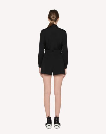 REDValentino RR3RFA652EU 0NO Shorts Woman r