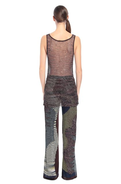 MISSONI Pants Green Woman - Front