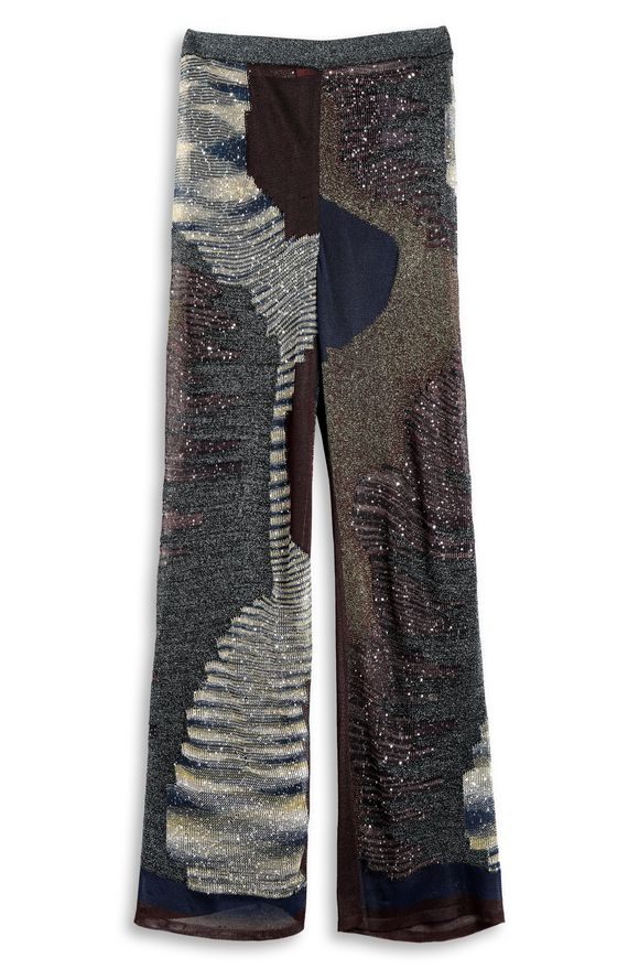 MISSONI Trouser Green Woman