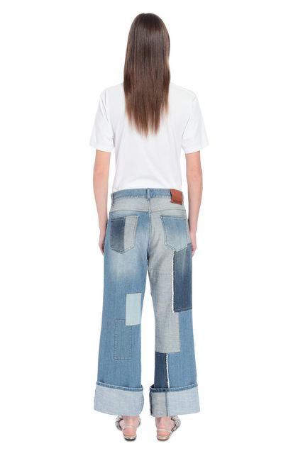 MISSONI Pants Blue Woman - Front