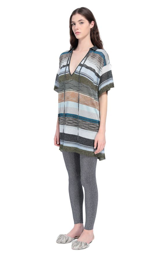 MISSONI Leggings  Donna, Vista laterale