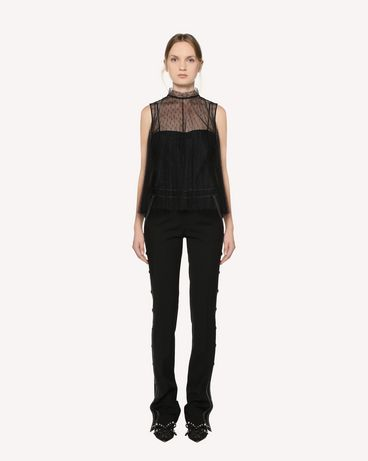 REDValentino RR3RBA30WBP 0NO Trousers Woman f