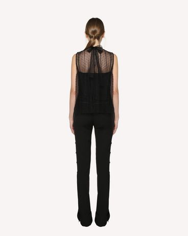 REDValentino RR3RBA30WBP 0NO Trousers Woman r