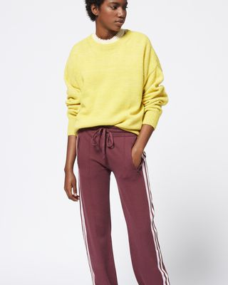 ISABEL MARANT ÉTOILE TROUSER Woman DOBBS trousers r