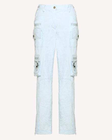 Techno Taffeta cargo trousers