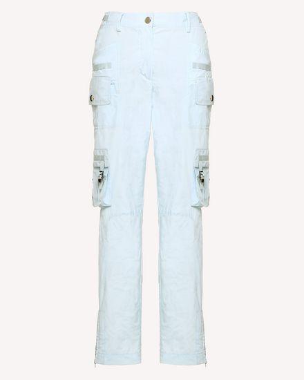 科技塔夫绸工装裤