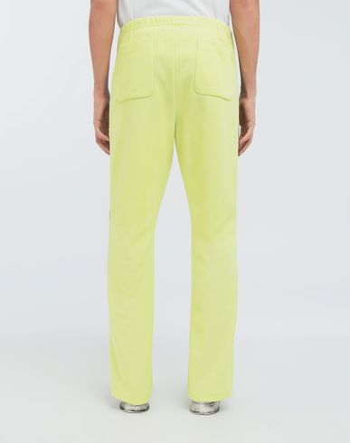 PANTS Poly-trimmed jersey pants