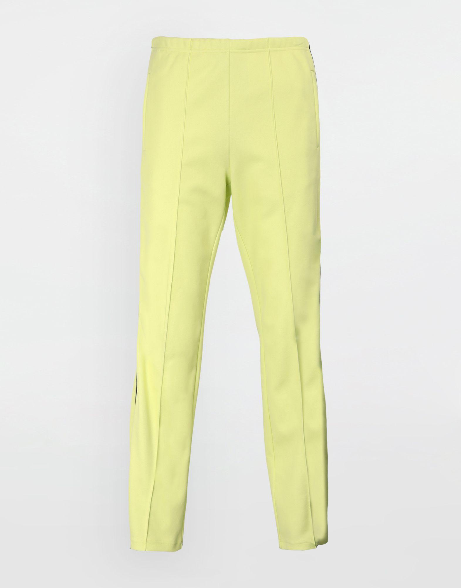 MAISON MARGIELA Poly-trimmed jersey pants Casual pants Man f