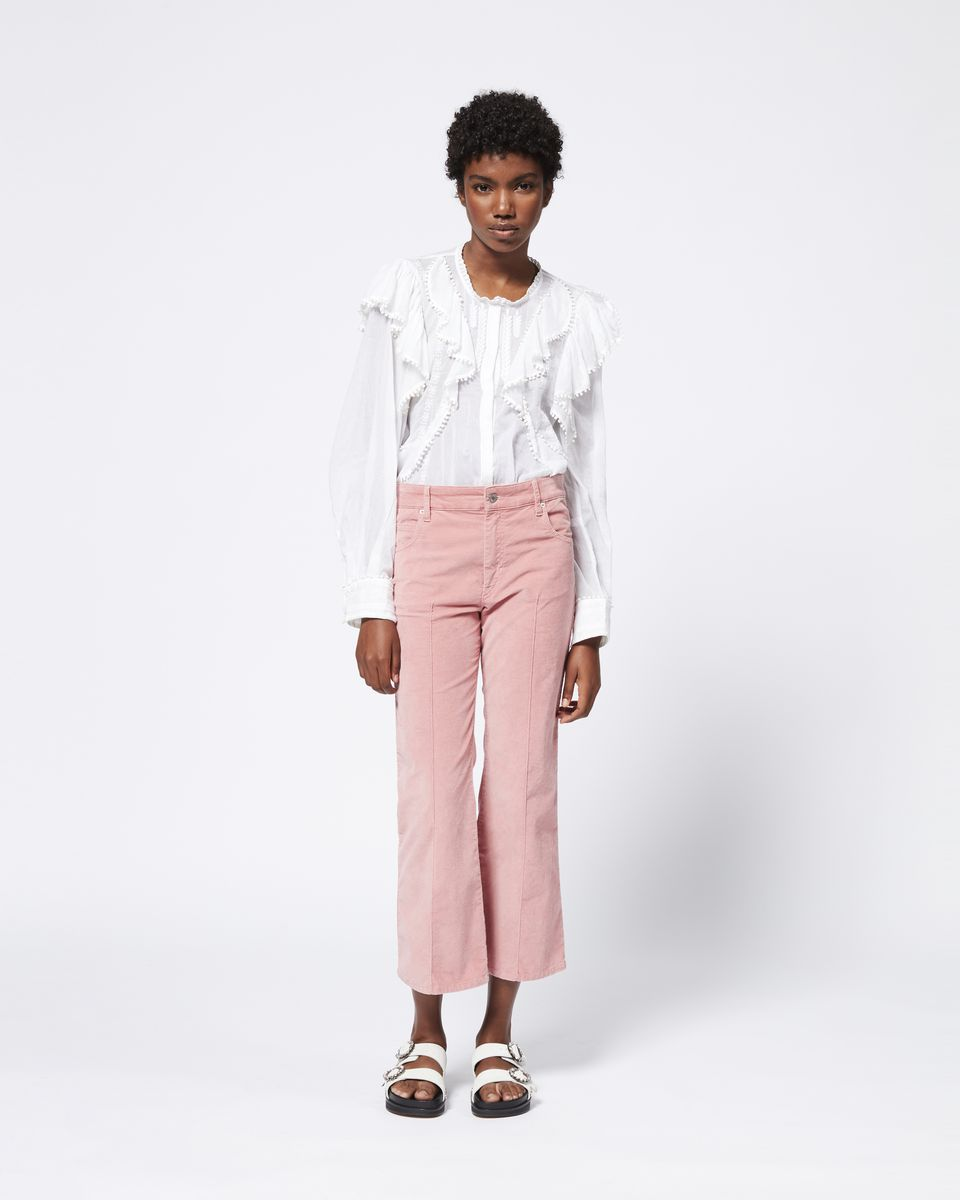 Isabel Marant - ANYREE trousers - 1